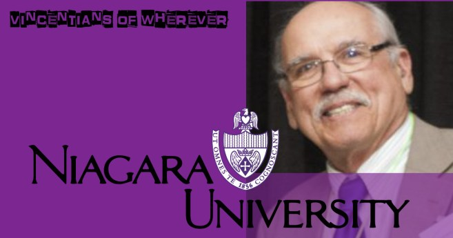 Vincentians of Wherever: Dr. Paul Vermette