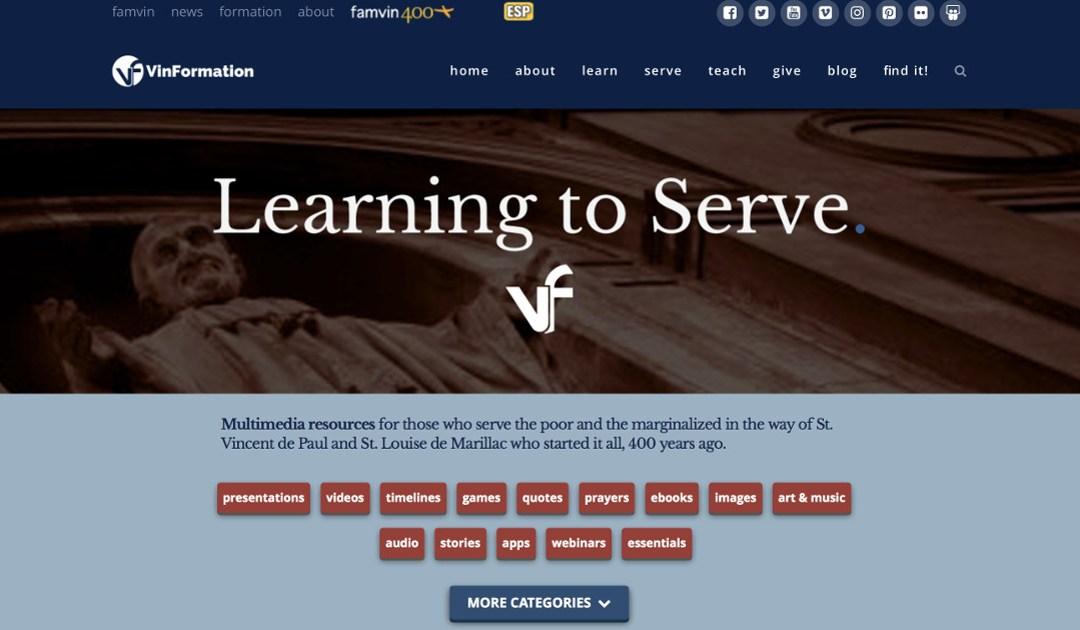 New VinFormation Site is Live!
