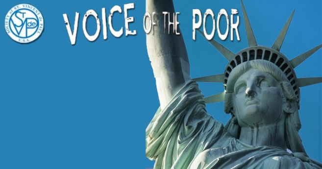 """A Witness Perspective: Poverty is Not a """"Thing"""" – It's About People"""