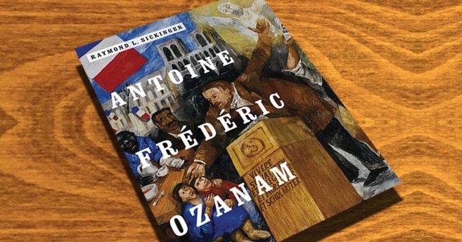 """Award for Sickinger's """"Antoine Frédéric Ozanam"""""""