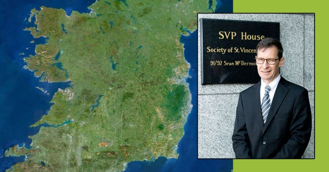 New National President for Society of St Vincent de Paul in Ireland