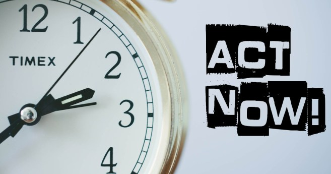 Online Fundraising: Communicating Urgency