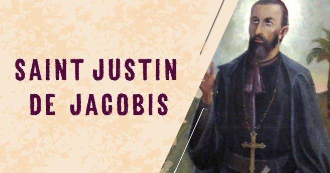 July 30: Feast of St. Justin de Jacobis, C.M.