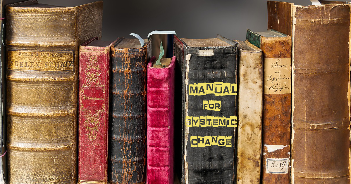 Systemic Change Manual • Five Things to Know