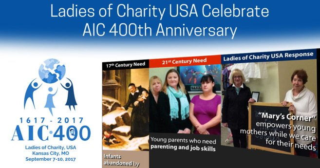 St. Vincent's Call to the Ladies of Charity Is Still Heard After 400 Years