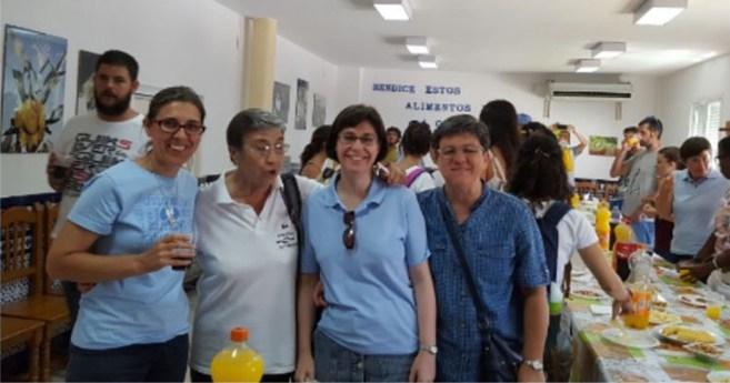 Towards the peripheries of life (1): El Pino Centre. Project Esperanza (Seville)