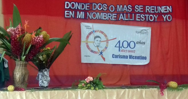 Report of the 2nd National Meeting of the Vincentian Family in Nicaragua