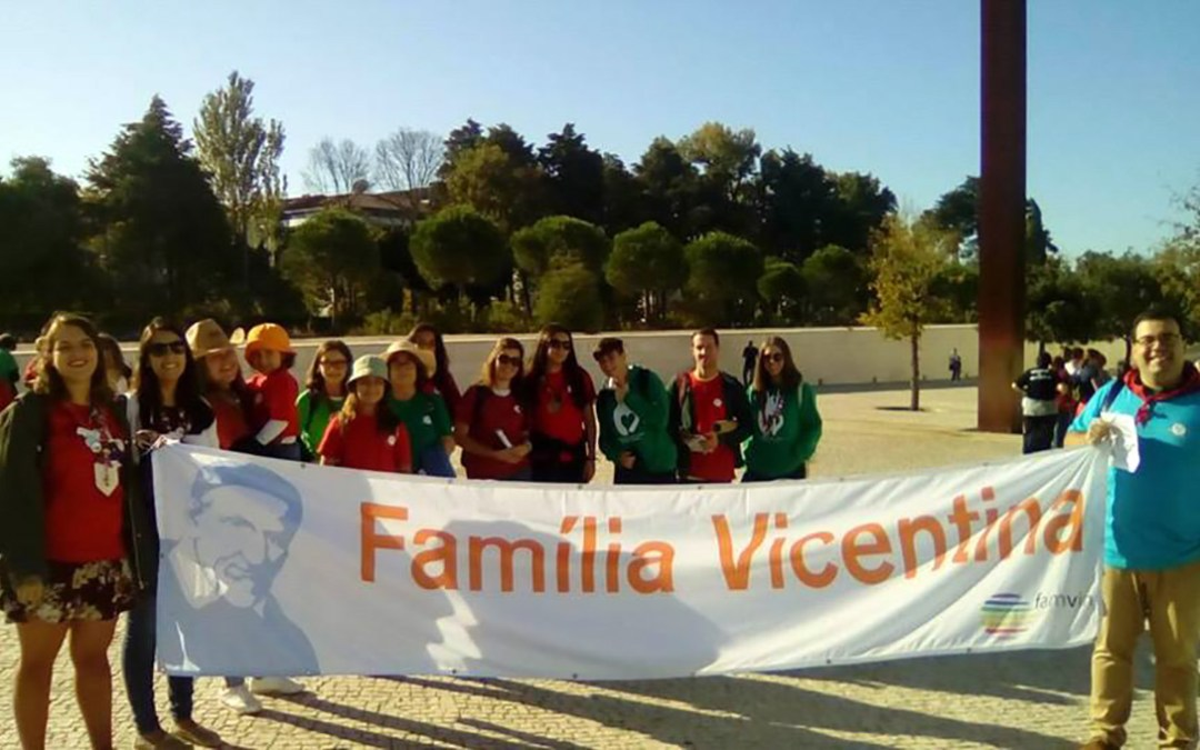13th National Meeting of the Vincentian Family of Portugal, in Fatima