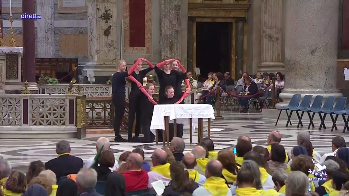 Video of the Prayer Vigil for the 400th anniversary (Rome, October 14)