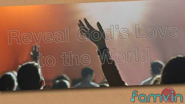 Vincentian Family: Reveal God's Love to the World!