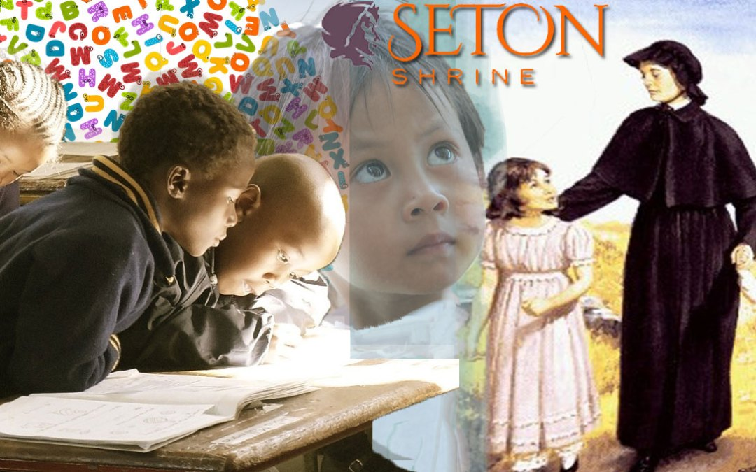Seton Shrine Offers Helpful Resources for Children (or anyone!)
