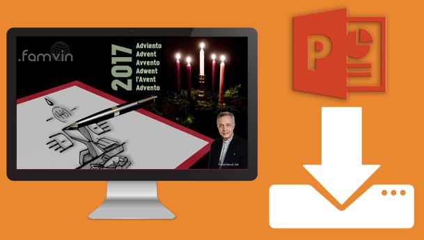 PowerPoint on the Advent letter by Father Tomaž Mavrič, CM