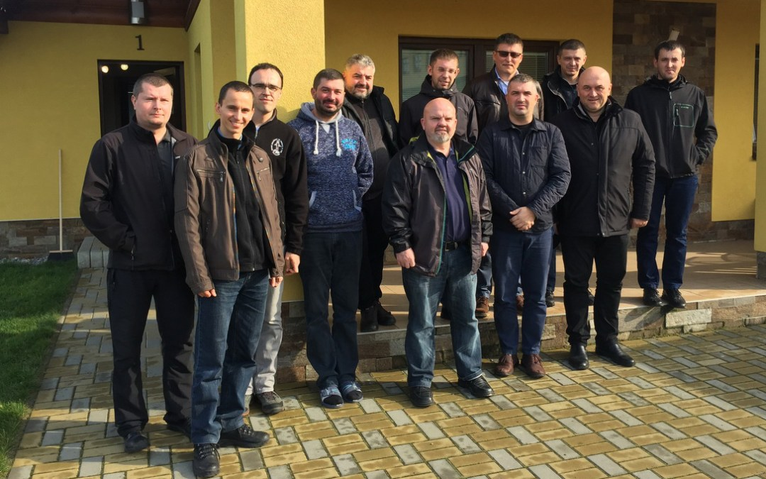 Meeting of Young Priests of the Vice-Province of SS. Cyril and Methodius and Slovak