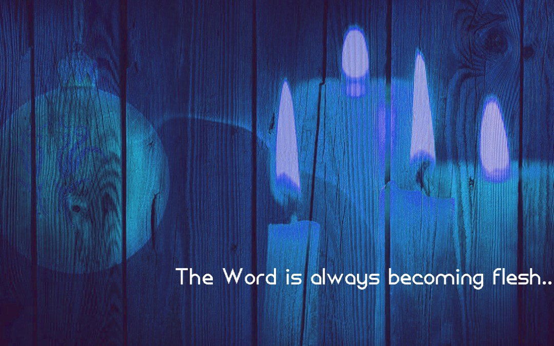Advent: A Time of the Word. A Time of Beauty