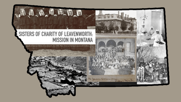 Sisters of Charity in the American Old West