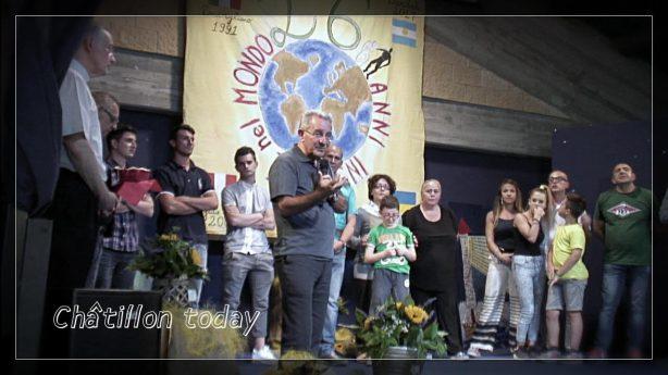 Châtillon, Today • A Video from Fr. Tomaz Mavrič, CM