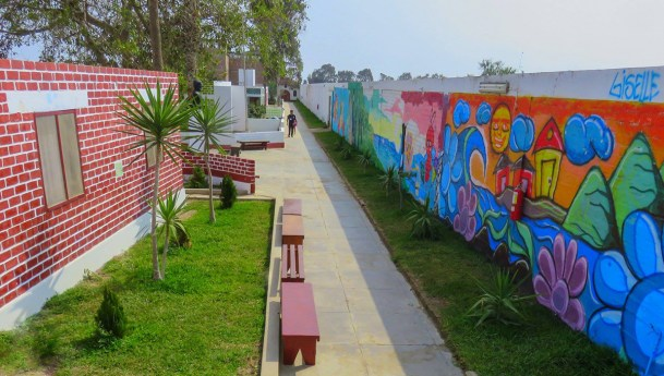 "Get to know ""Federico Ozanam"" Children's Village of Perú"
