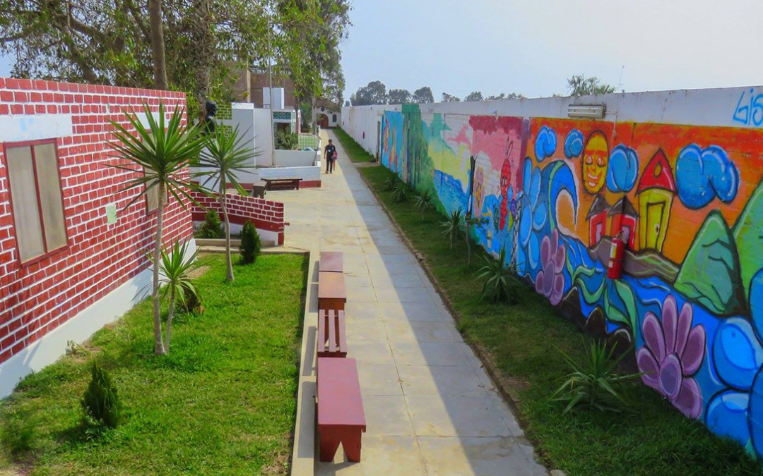 "Get to know ""Federico Ozanam"" Children's Village of Perú"