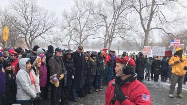 Colorado Vincentian Volunteers on the March