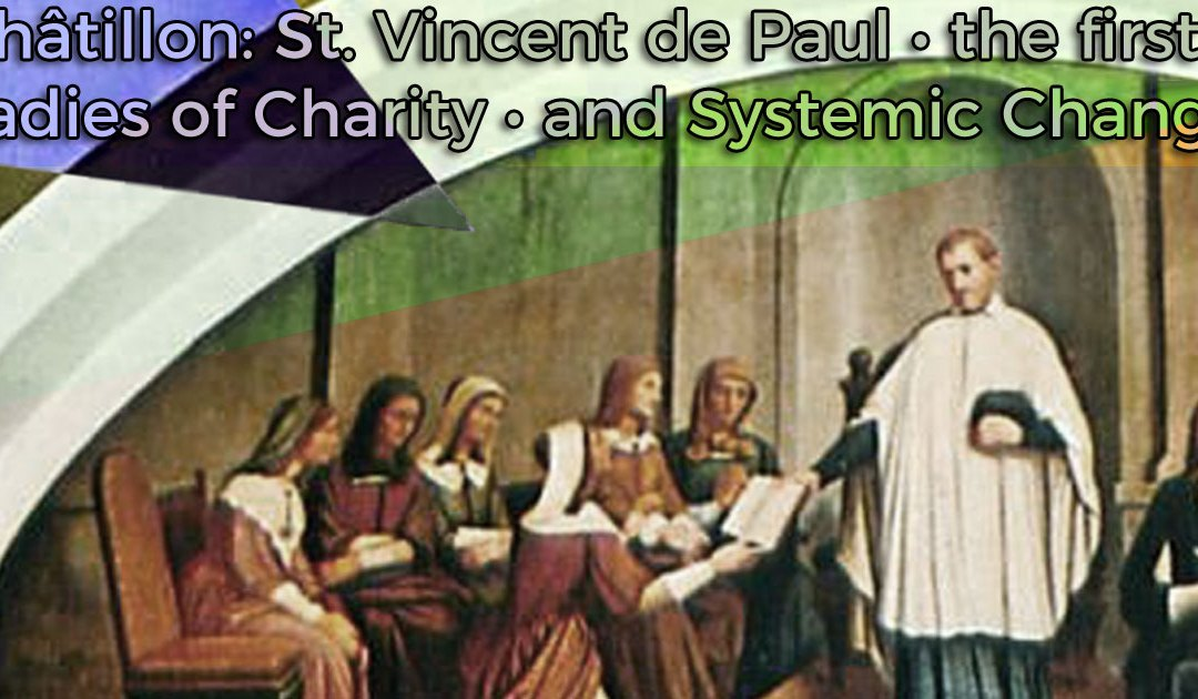 The Foundation Story for Vincentian Systemic Change