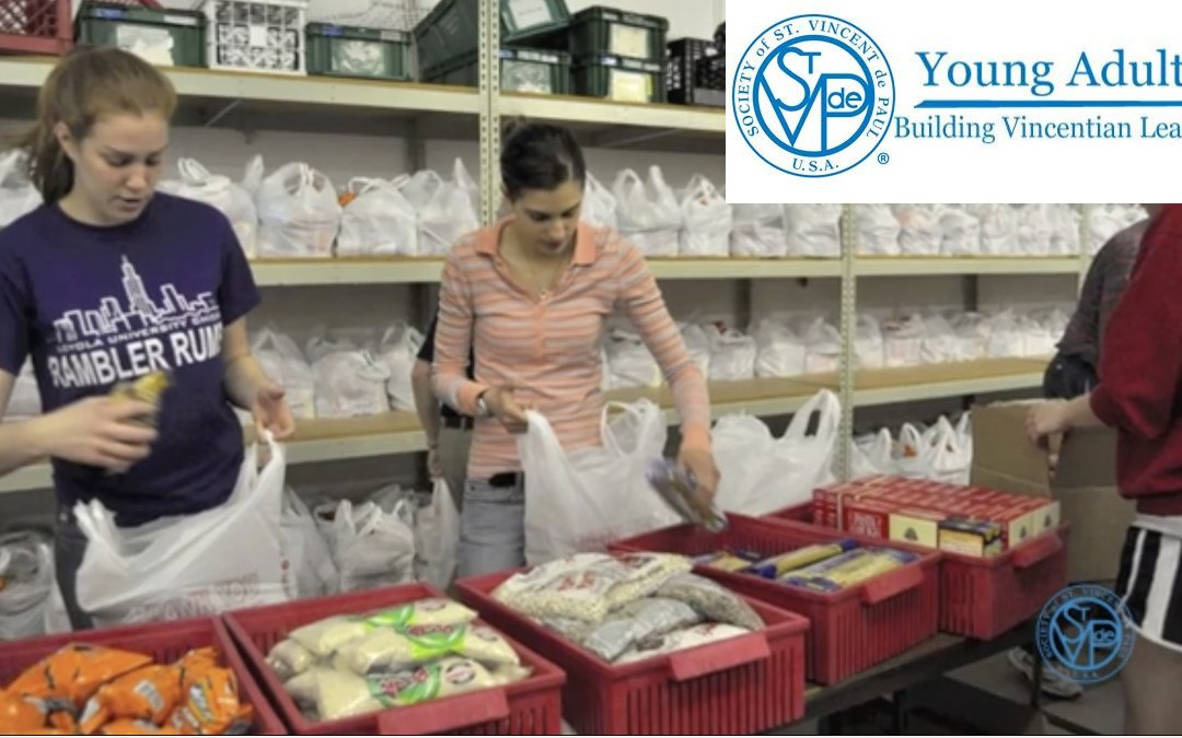 Second Annual SVDP National Young Adult Service Day
