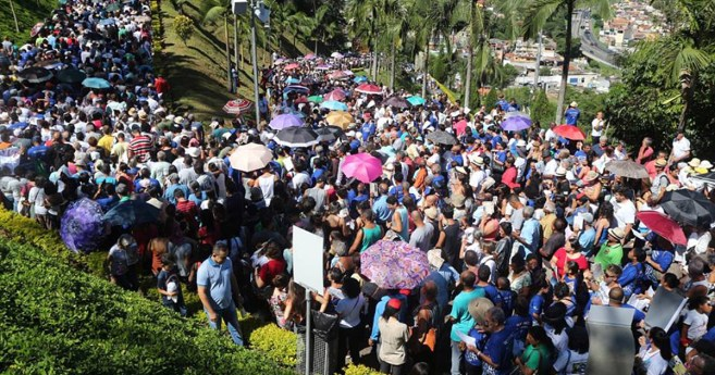 Love for the Poor and Marian Devotion Gather Over 40,000 Vincentians at a Pilgrimage in Brazil