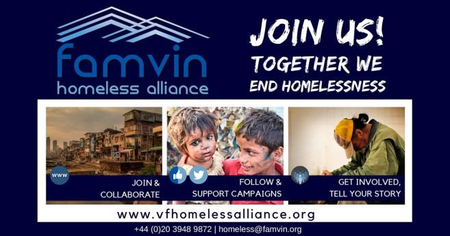 Join the Famvin Homeless Alliance!