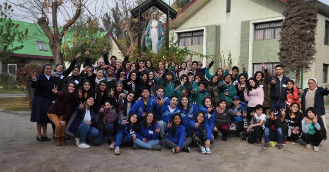 Vincentian Leaders Meeting 2018 in Macul (Chile)