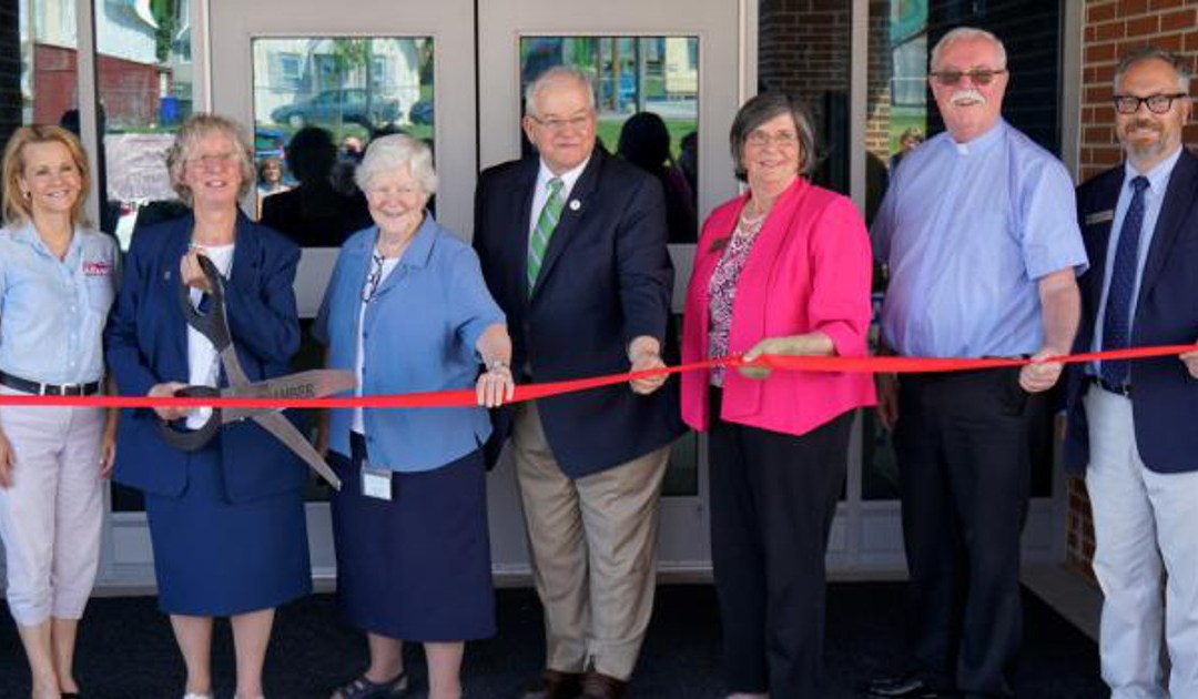Seton Center Ribbon Cutting