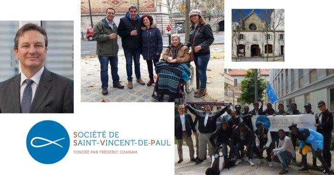 Vincentian in Paris Leads Effort to Resettle Migrants Fleeing Danger
