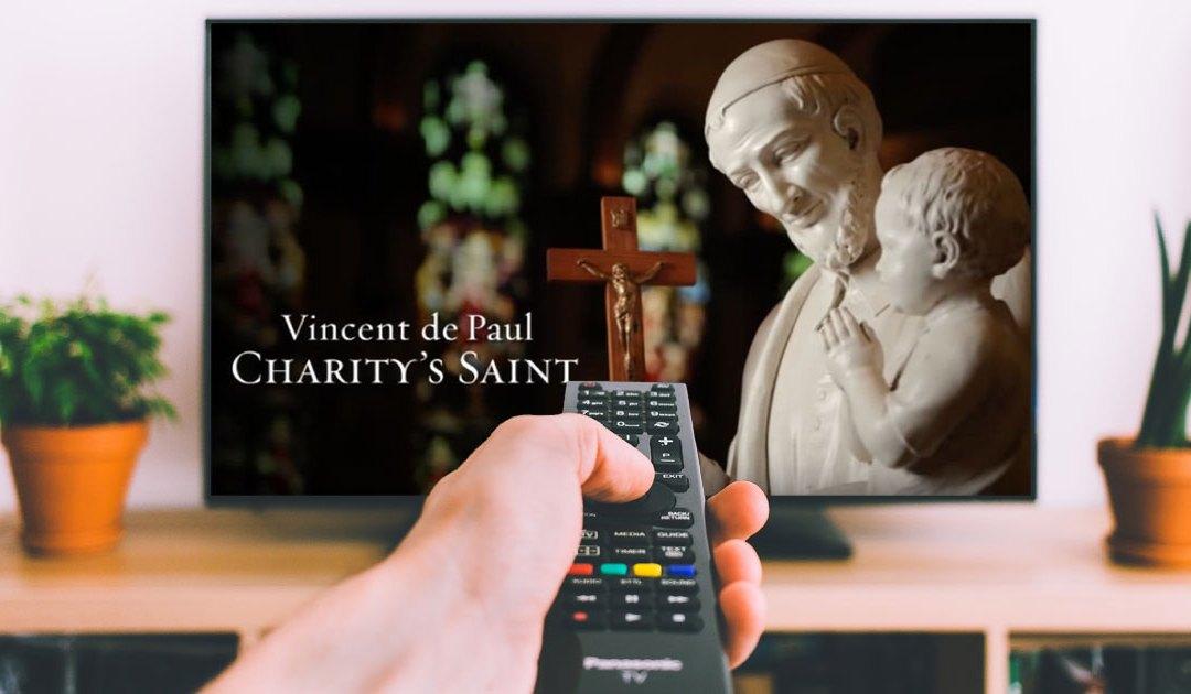"""Movie documentary: """"Vincent de Paul: Charity's Saint"""""""