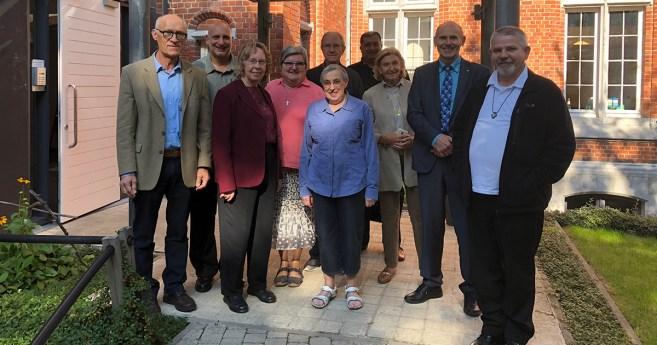 Vincentian Family in Belgium