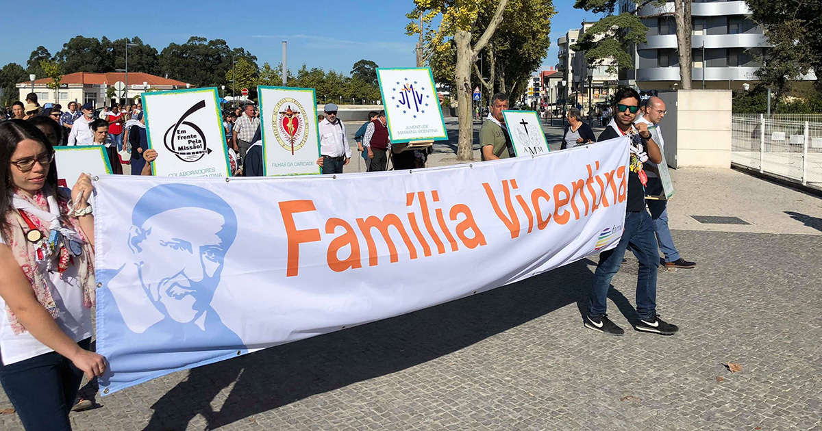 XIV National Meeting of the Vincentian Family in Portugal