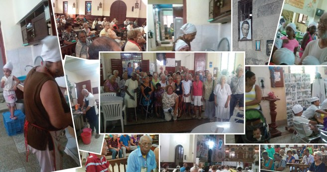 Triduum of Saint Vincent de Paul in Cuba