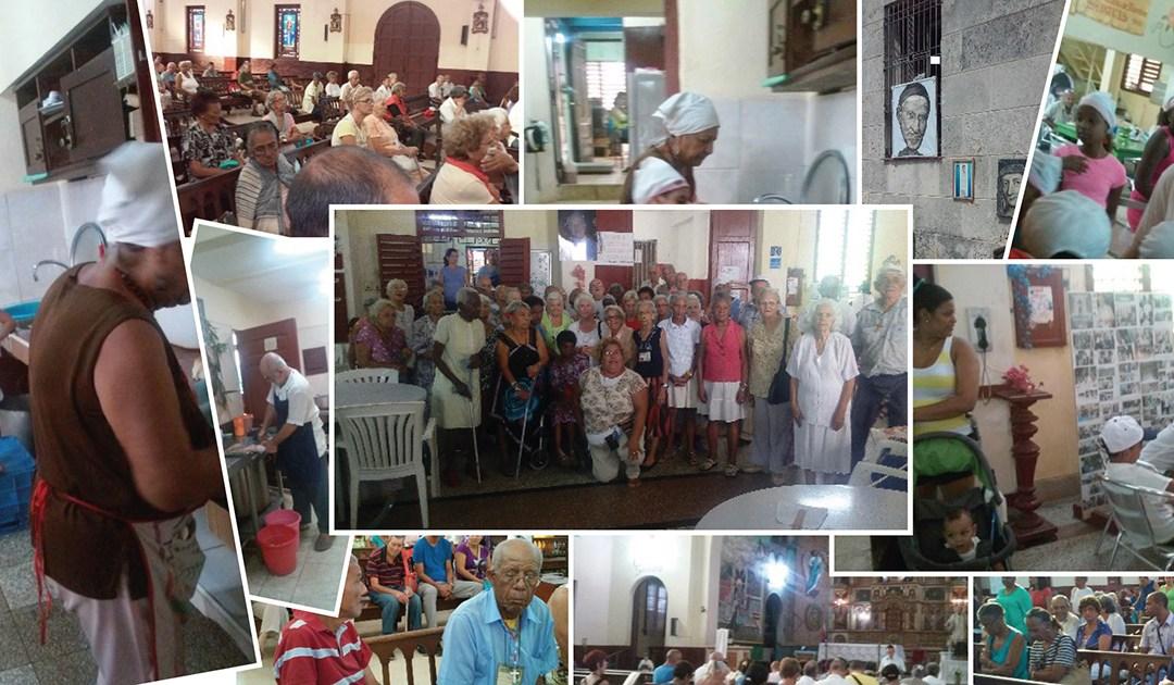 Triduum of Saint Vincent de Paul in Cuba