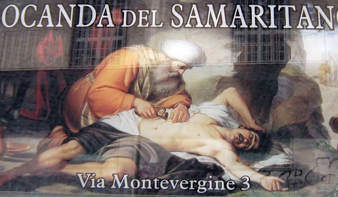 """""""Samaritan Inn"""" in Catania Continues to Offer Services for 8 Years. Congratulations!"""