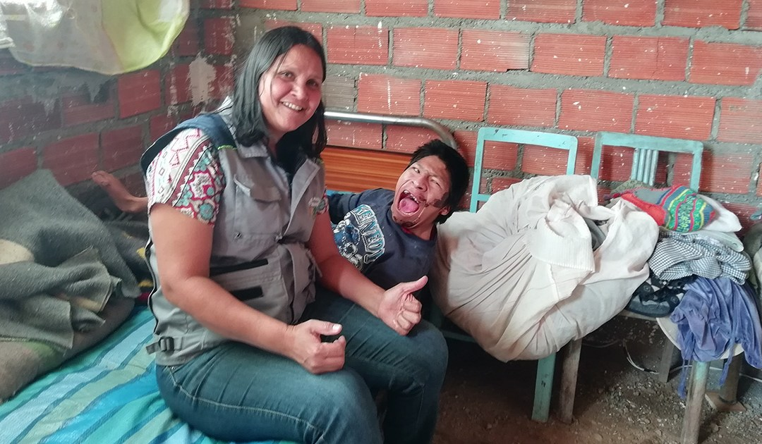 Helping People with Disabilities Lead a Dignified Life with Relative Autonomy