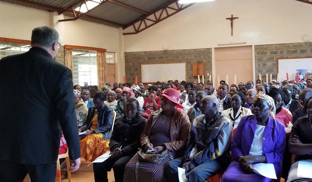 Vincentian Family Day in Kenya