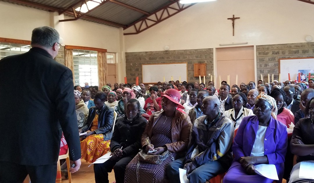 Vincentian Family Day in Kenya