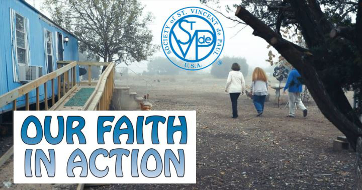 """Our Faith In Action"" Movie Now Available On-Demand"