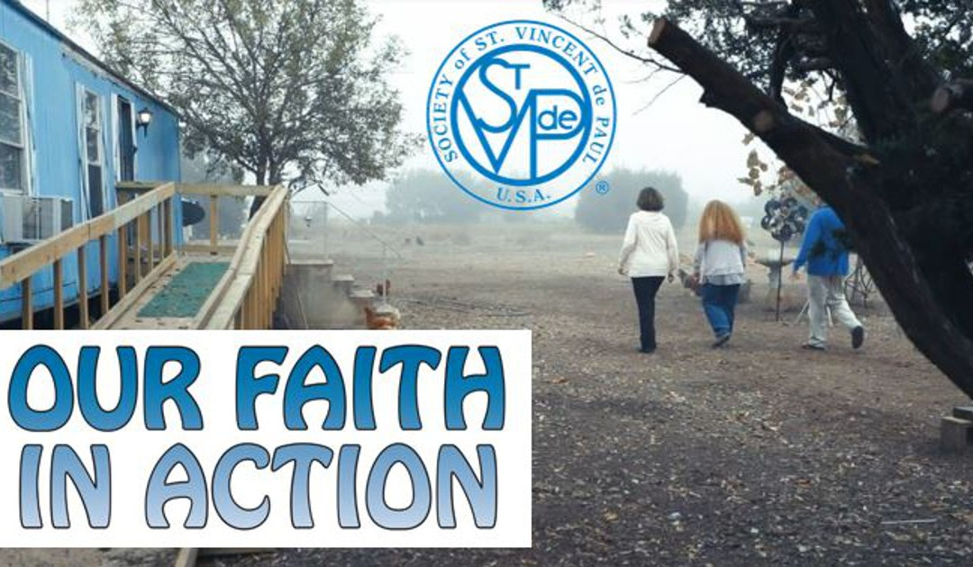 """""""Our Faith In Action"""" Movie Now Available On-Demand"""
