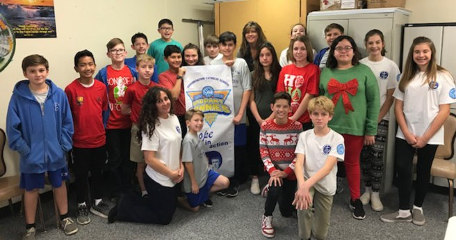 Students' Commitment to Service Manifested at St. Vincent de Paul