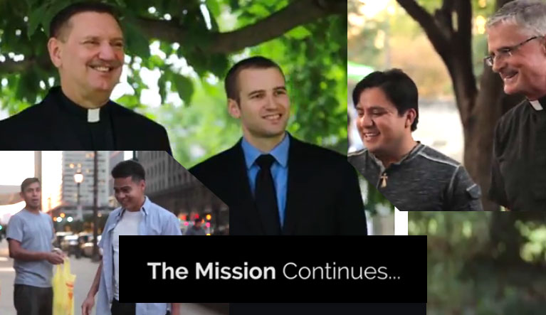 Congregation of the Mission: Finding God in the Poor