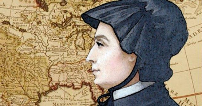 Saint Elizabeth Ann Seton and the birth of the U.S. Church
