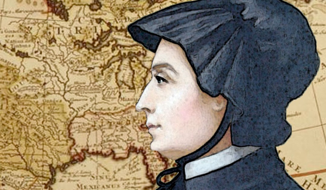 Saint Elizabeth Ann Seton and the birth of the U.S. Church