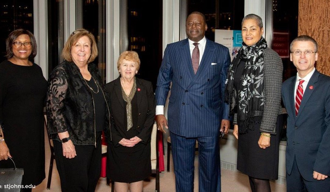 St. John's Board of Trustee Member Honored for a Lifetime of Service
