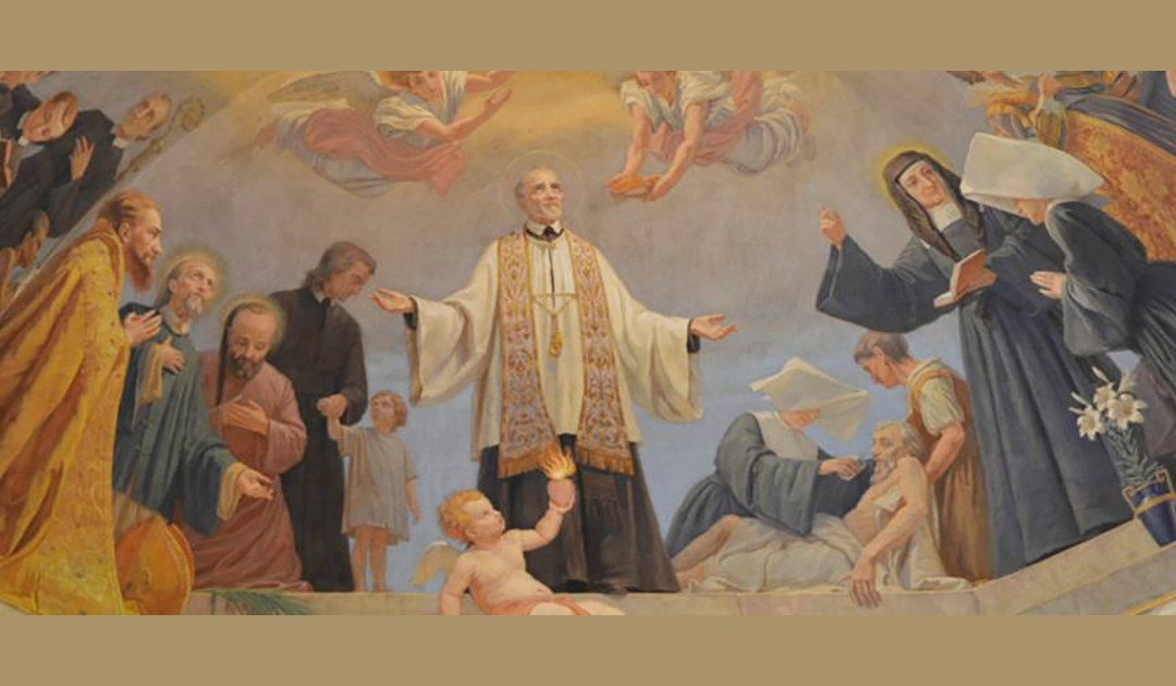 Saints, Blessed, Venerable, and Servants of God of the Congregation of the Mission
