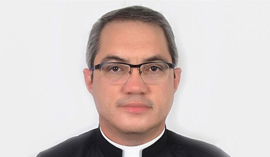 Father Evaldo Carvalho dos Santos, CM, New Vincentian Bishop in Brazil