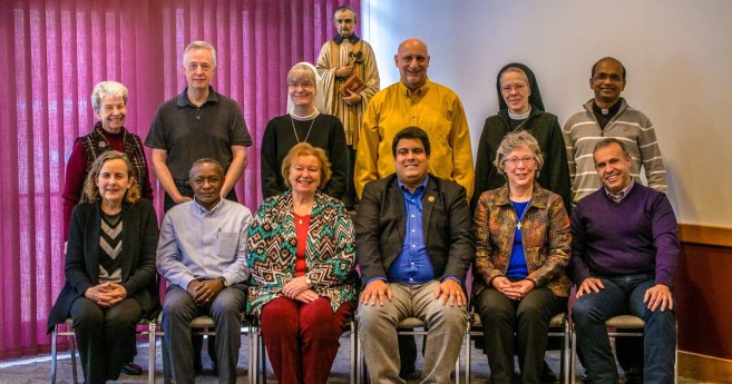 2019 Meeting of the Vincentian Family Executive Committee