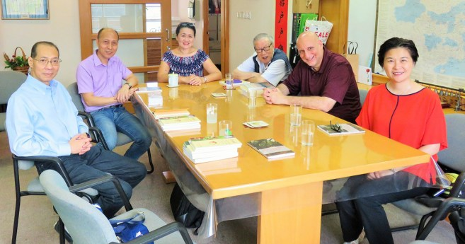 Vincentian Family Office Visit to Oceania and the Asia Pacific (part 2)